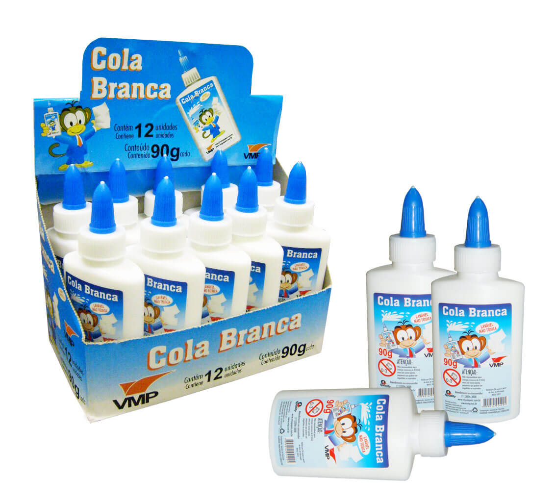 Cola Branca 90g Display