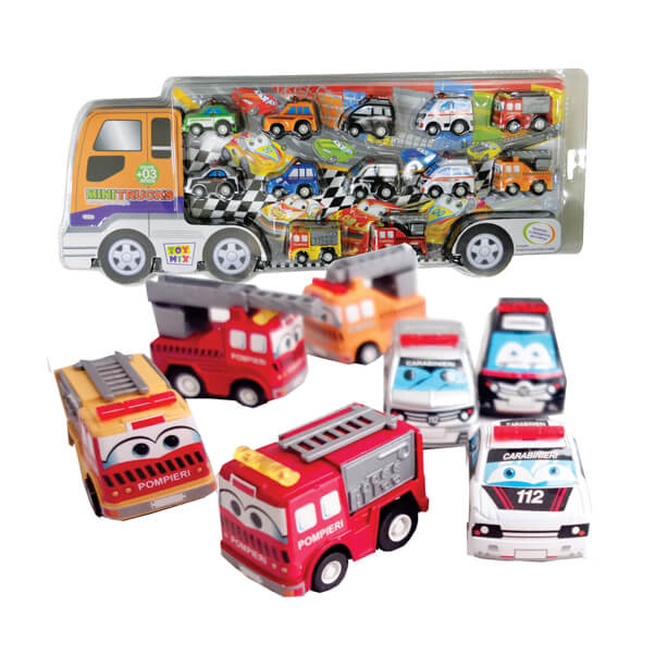 Mini Trucks Fricção RF828