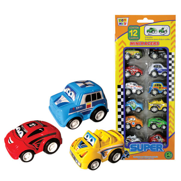Mini Racers Fricção RF805
