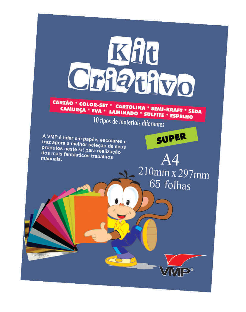 Kit Criativo Super