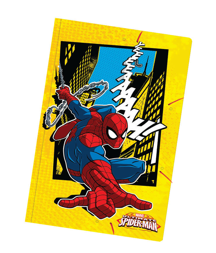 Pasta Licenciada Spiderman